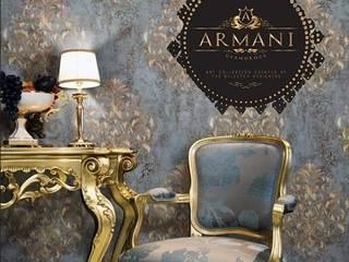 modern  by Armoni Perde Tasarım, Modern