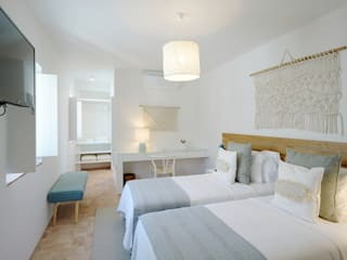 TEX MB Hotel Gaya Skandinavia White
