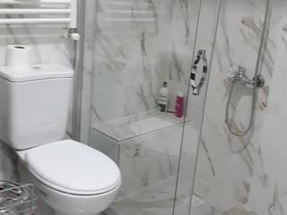 AYŞE YILMAZ Modern Banyo EVİM DEKOR Modern