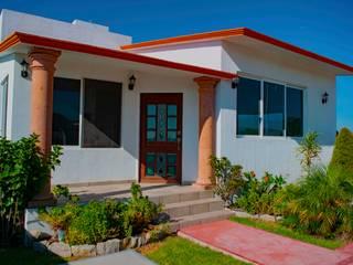 Casa Yextho de Ing Arq Brenda Sanchez Moderno