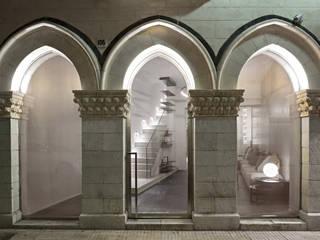 Casas de estilo mediterráneo de beatrice pierallini Mediterráneo