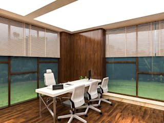 Corporate Office,Bawal,Haryana:  Offices & stores by SDINCO,Modern