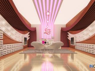 Projeto Ótica Laura Flor- MARABA-PA Shopping Centers coloniais por Inglobal planejamentos Colonial