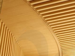 Sauna su misura in villa privata di Stenal Moderno