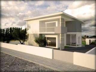by Emprofeira - empresa de projectos da Feira, Lda. Modern