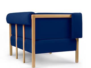 COD armchair:   por Porventura,Moderno