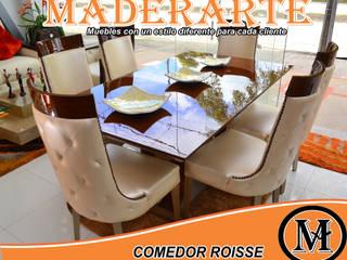 Maderarte Luxury de Maderarte Popayán Moderno