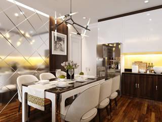Thiết kế nội thất biệt thự Cầu Sét - Định Công Thiết Kế Nội Thất - ARTBOX