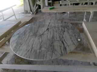 mesa de marmol GRANITERO Y MARMOLERO HogarAccesorios y decoración Mármol Blanco