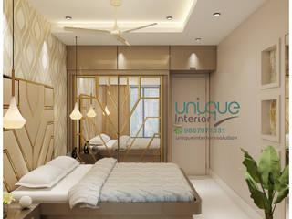 interior contractor: classic  by unique interior Mumbai,Classic