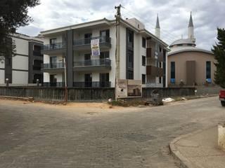 Menderes Çınar Apartmanı - 2017 Modern Duvar & Zemin ASK MİMARLIK İNŞAAT Modern