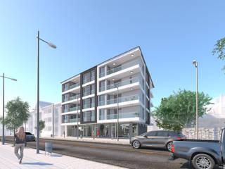 Menderes Çınar Apartmanı 2 - 2018 Modern Evler ASK MİMARLIK İNŞAAT Modern