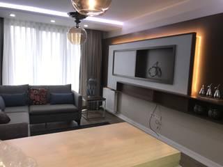 Salas / recibidores de estilo  por 50GR Mimarlık, Ecléctico