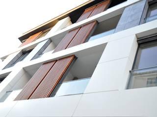 OOK – Maya Apartments - 2017:  tarz Apartman, Modern