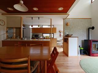 あそびごころの家 戸建リノベーション オリジナルデザインの リビング の 池田デザイン室(一級建築士事務所) オリジナル