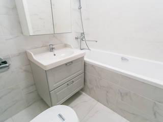 Baños de estilo clásico de Ремонт и дизайн квартир с ICON Clásico