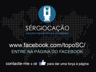 Soluções Topográficas e Imobiliárias por Topografia | Sérgio Cação