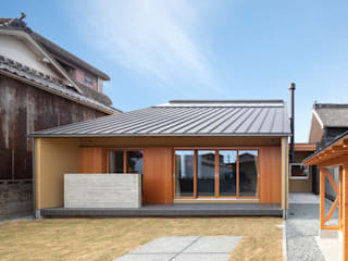 Casas de estilo  por FOMES design, Asiático