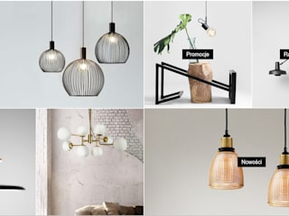 Ciekawe i designerskie lampy od Ardant od Ardant Nowoczesny