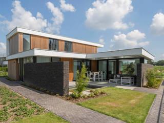 โดย Joris Verhoeven Architectuur โมเดิร์น