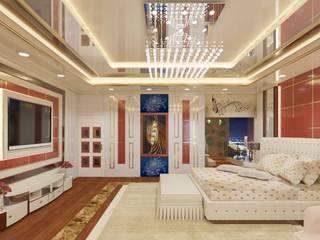 interior: modern  by INTERCITY INTERIOR,Modern