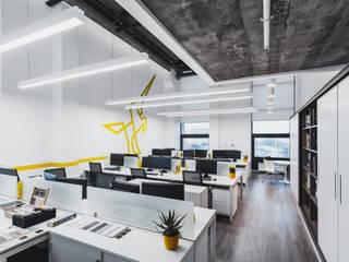 empresas de diseño de interiores en bogota:  de estilo  por Go Proyect Soluciones y Servicios S.A.S, Minimalista
