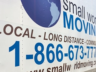 Small World Moving TX: classic  by Small World Moving TX, Classic