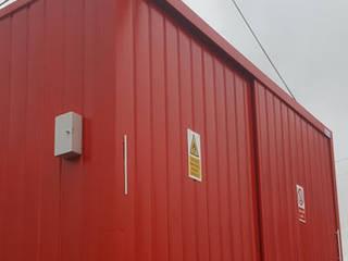 Kimyasal depola konteyner Avrupa Konteyner & Prefabrik