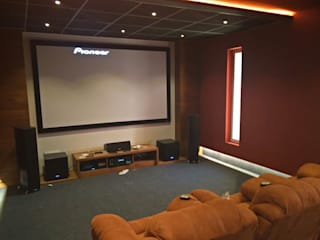 Home Cinema/Media Room Integration by TULSI ELECTRONICS - the soundscape