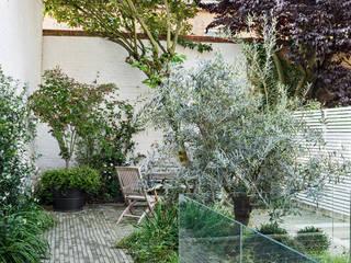 Urban garden design par Jonathan Mark Garden Design Moderne