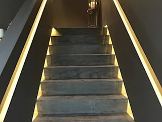 Escadas por JK Bancadas Asiático