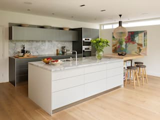 "Cocina ""El Cielo"" Interia Kitchen units Wood Multicolored"