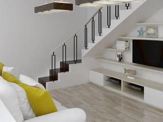 Moss arquitectura y mobiliario SAS: modern tarz , Modern