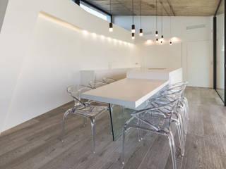 Cocinas minimalistas de alcuadrado Minimalista