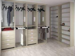 Remodelación  apartamento:  de estilo  por Moss arquitectura y mobiliario SAS, Moderno