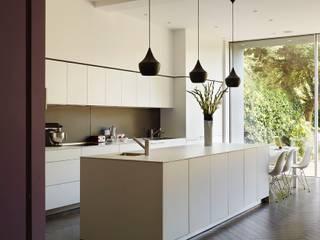 Interia Kitchen units Wood White
