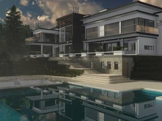 Casa Bitaco de ACE Arquitectura Diseño y Construcción Moderno