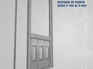 10 puertas con Lamitec de Lamitec SA de CV Moderno