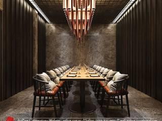 Thiết kế nội thất nhà hàng TOP ONE - Vĩnh Phúc Thiết Kế Nội Thất - ARTBOX
