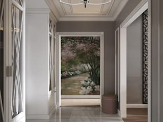 Corridor & hallway by Luxury Chandelier, Classic