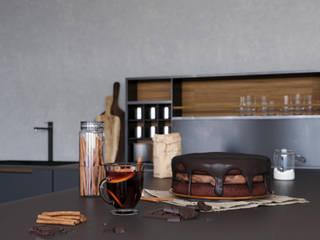 Cucina in stile classico di Aleksandra Kostyuchkova Classico