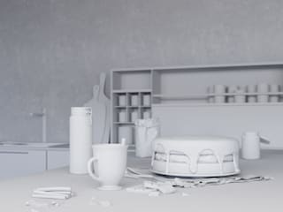 Classic style kitchen by Aleksandra Kostyuchkova Classic