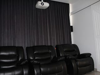 Home Cinema Room by TULSI ELECTRONICS - the soundscape