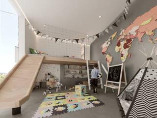 by Rebora Arquitectos Modern