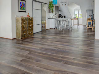 Comedores de estilo industrial de Cadorin Group Srl - Top Quality Wood Flooring Industrial