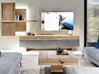 Salones de estilo moderno de Imagine Outlet Moderno