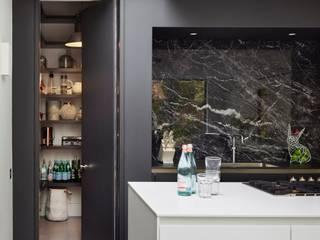 Interia Kitchen units Marble White