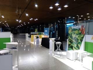 Messe Design von Faerman Stands y Asoc S.R.L. - Arquitectos - Rosario, Modern