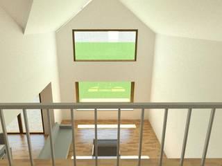 Casa La Pocesion Casas estilo moderno: ideas, arquitectura e imágenes de Soc. Constructora Cavent Spa Moderno