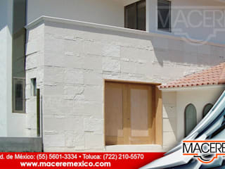 MACERE México Walls & flooringWall & floor coverings Stone White